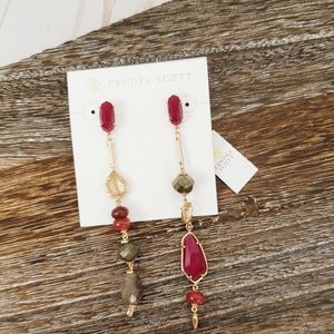Kendra Scott Cosette Statement Earrings